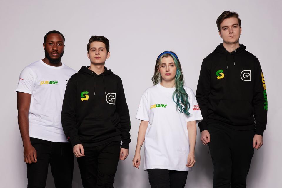 Guild Esports Subway partnership image
