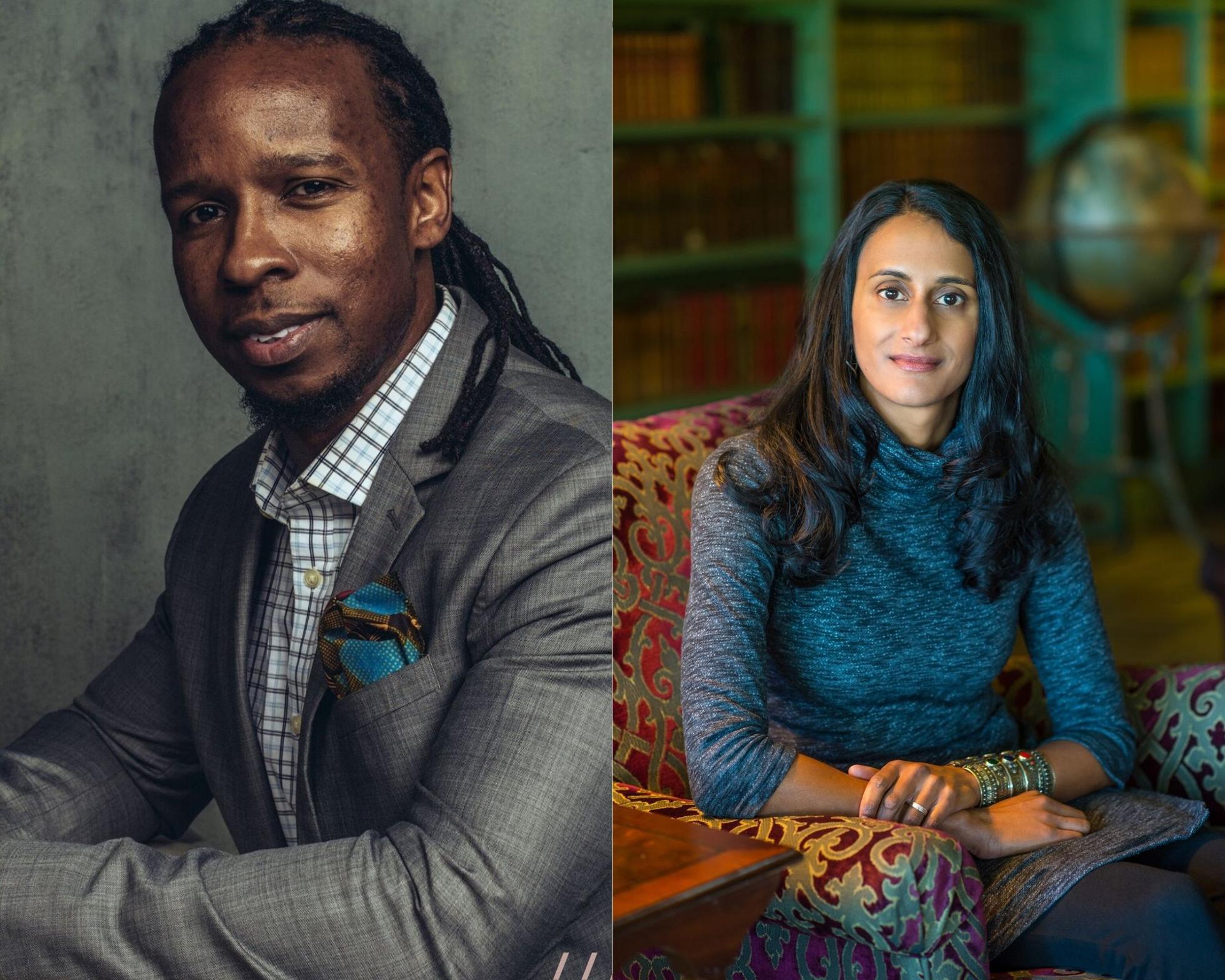 Ibram X. Kendi and Bina Venkataraman are the cofounders of The Emancipator.