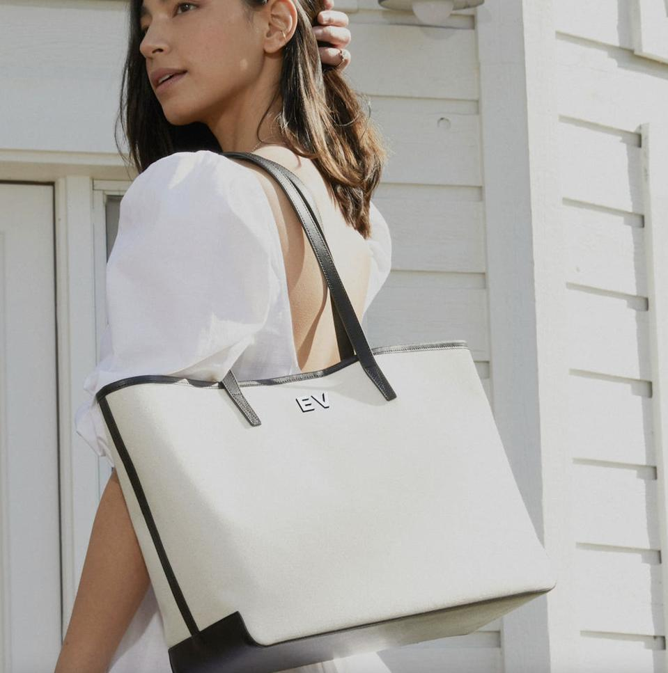 Leatherology Belmont Tote