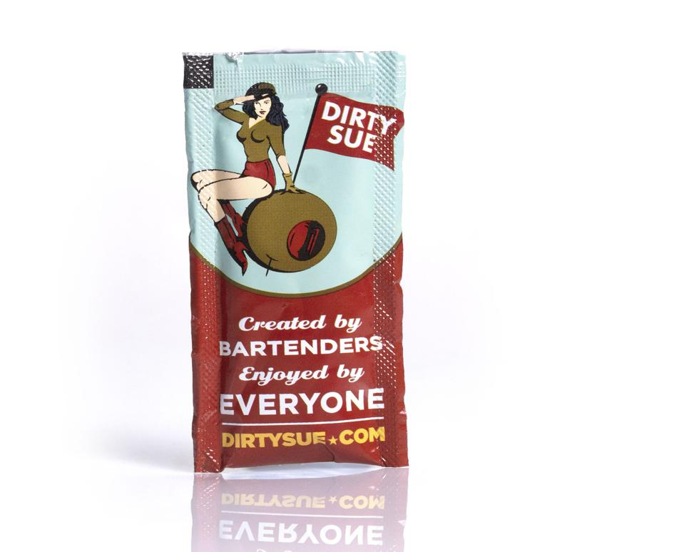 Dirty Sue Premium Olive Juice Packets