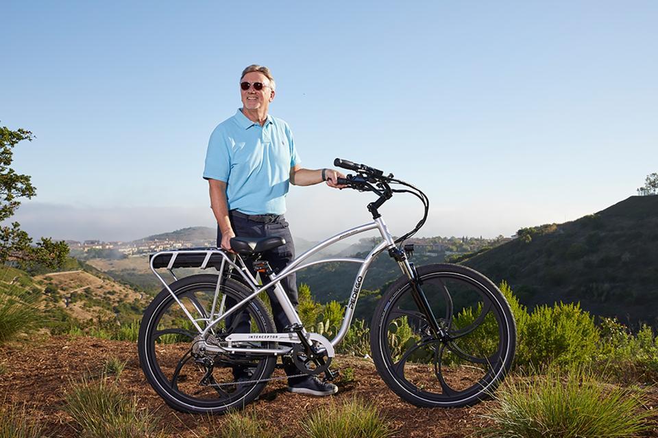 Robert Reiss interviews CEO Pedago Electric Bikes