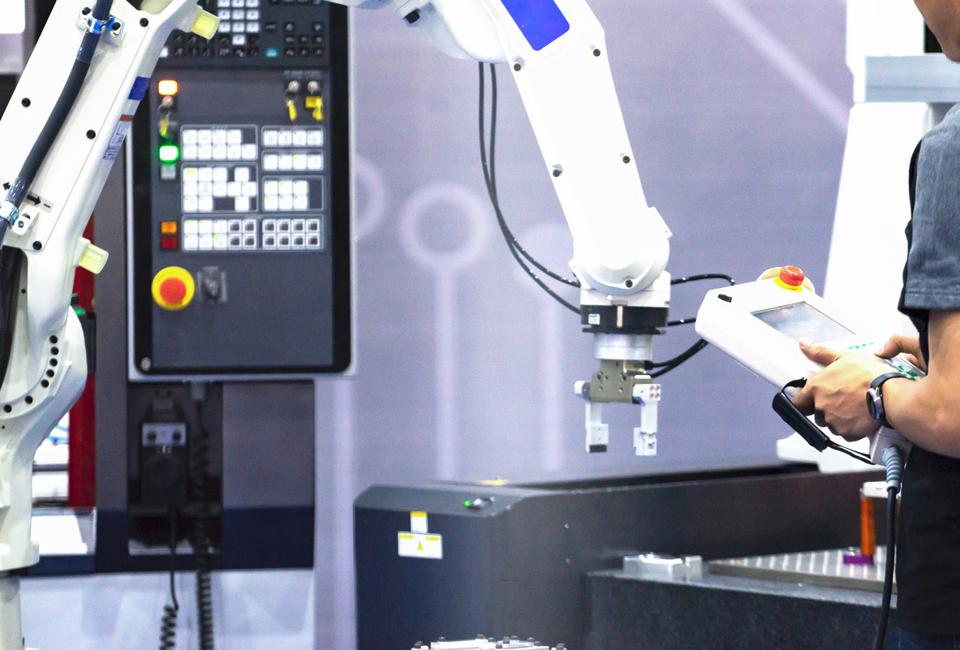 Industrial Automation in industry