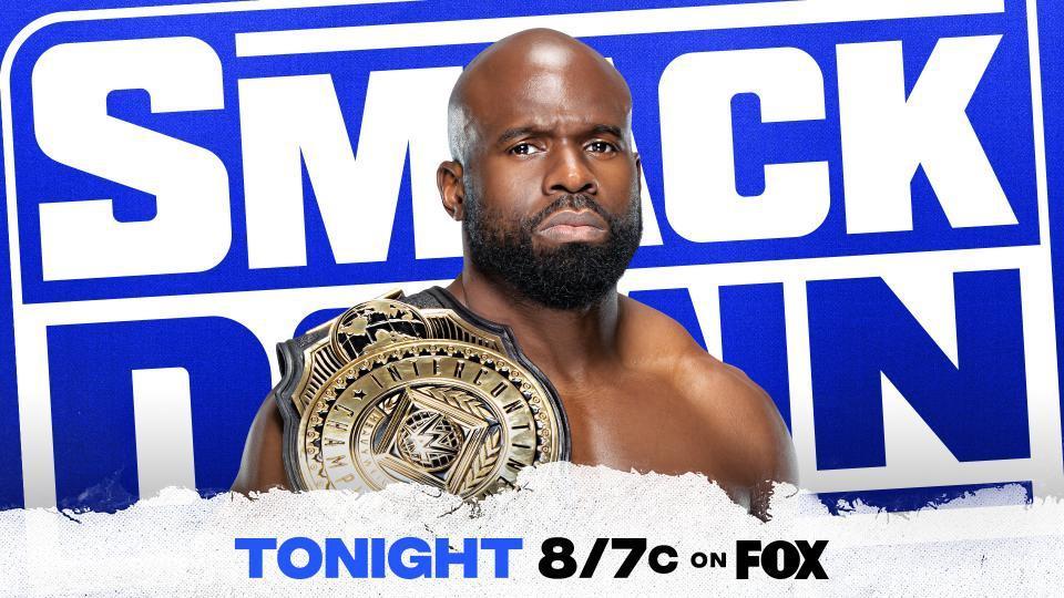 Apollo Crews will defend his Intercontinental Championship on SmackDown.