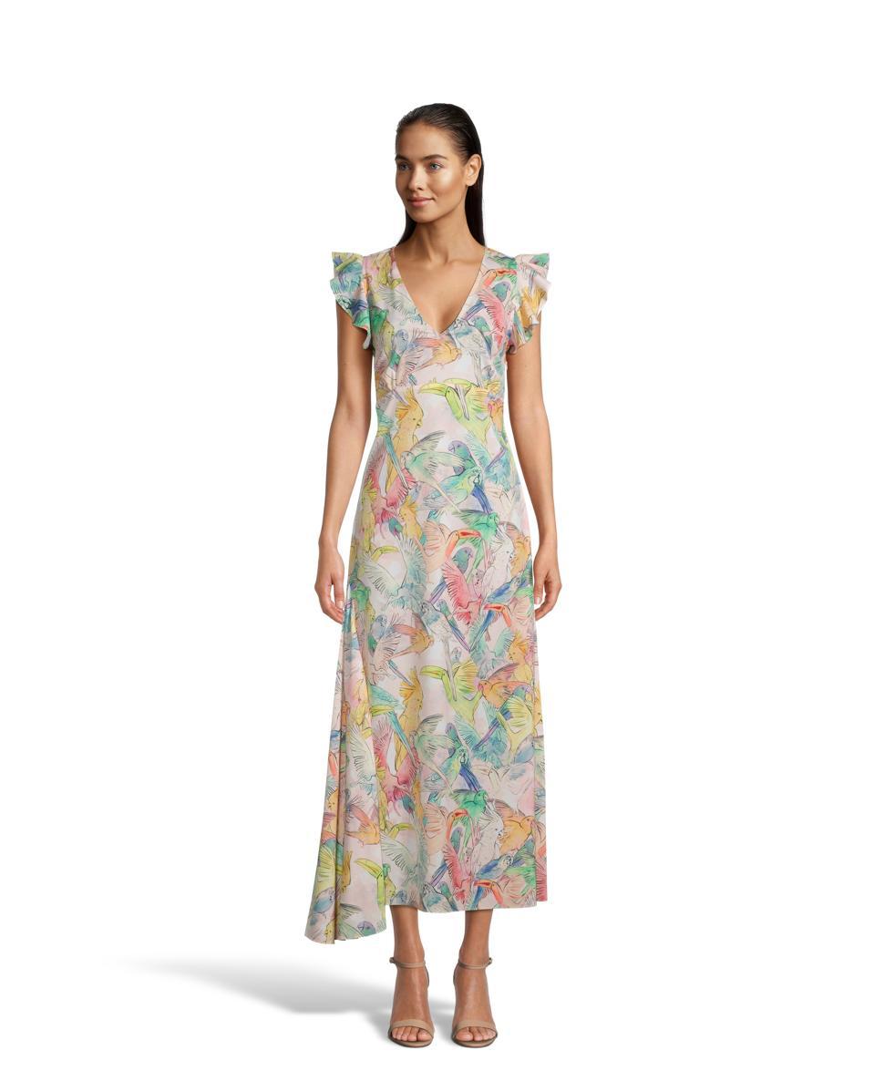 wearable art Leighton Dress