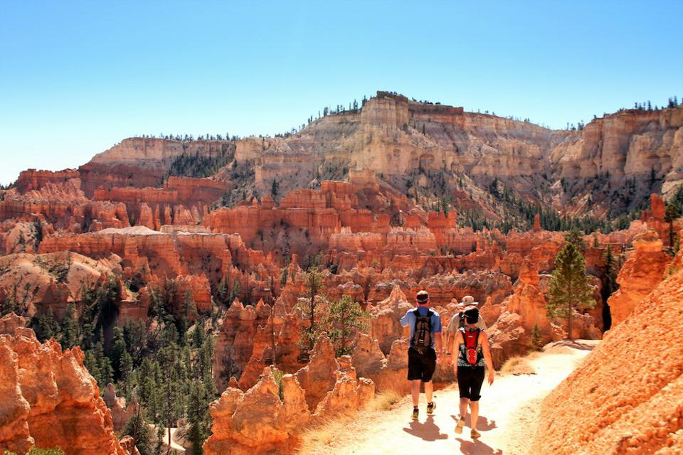 Bryce Canyon National Park is included in Google's top ten search for parks across the United States.