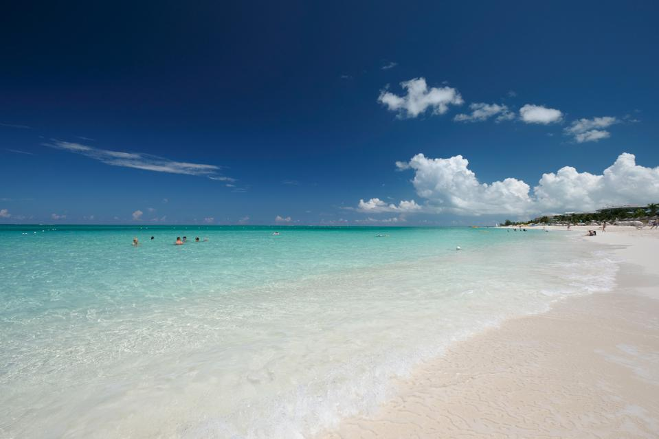 View of  Beaches Turks & Caicos Resort Villages & Spa.