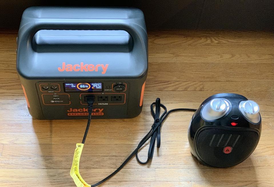 Jackery Explorer 1500 review