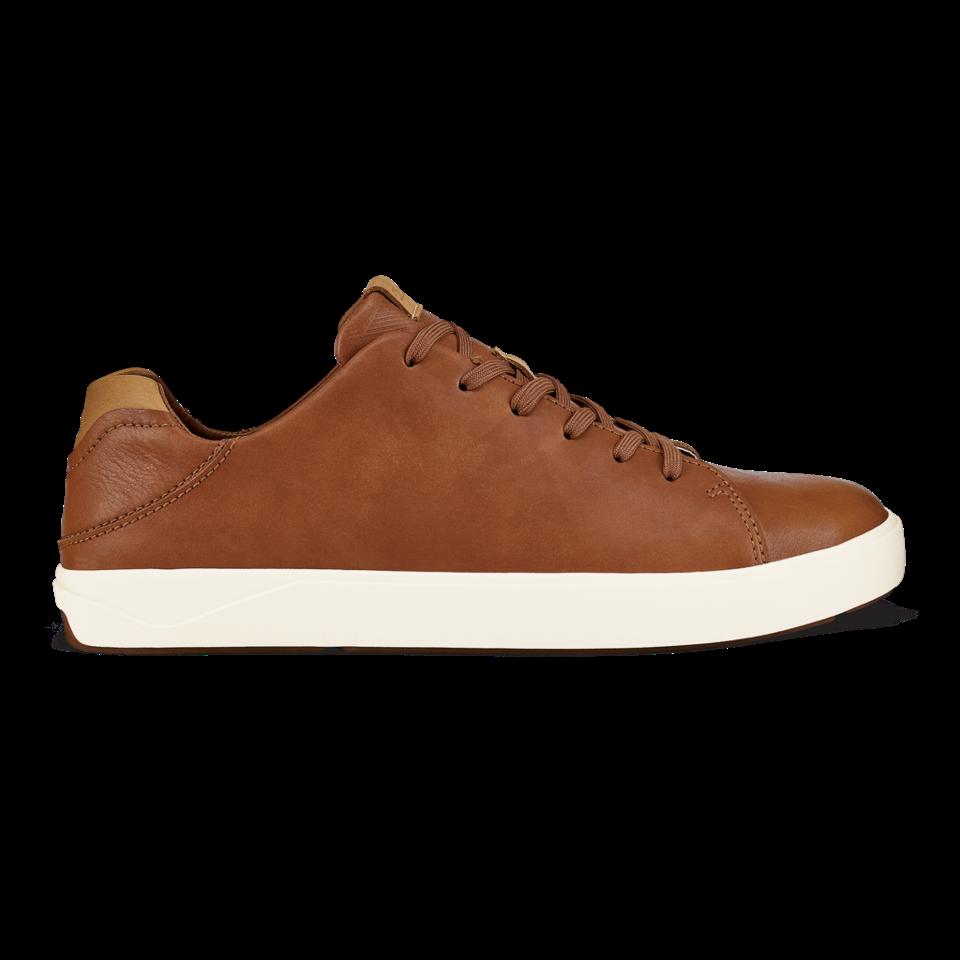 OluKai Lae'ahi Lī 'Ili Premium Leather Sneaker