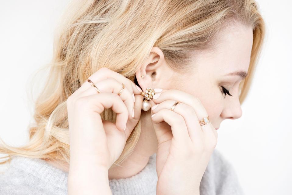 Chrysmela Earring Backs