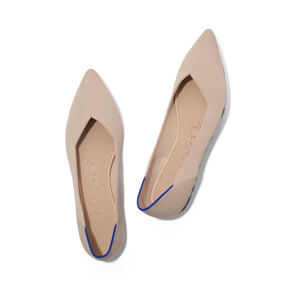 Rothy's The Point shoes