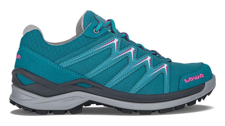 turquoise vegan sneakers