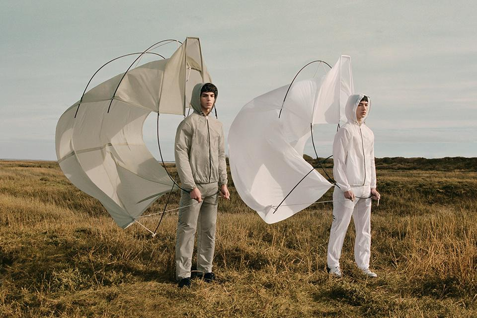 The new collection is designed for exploration