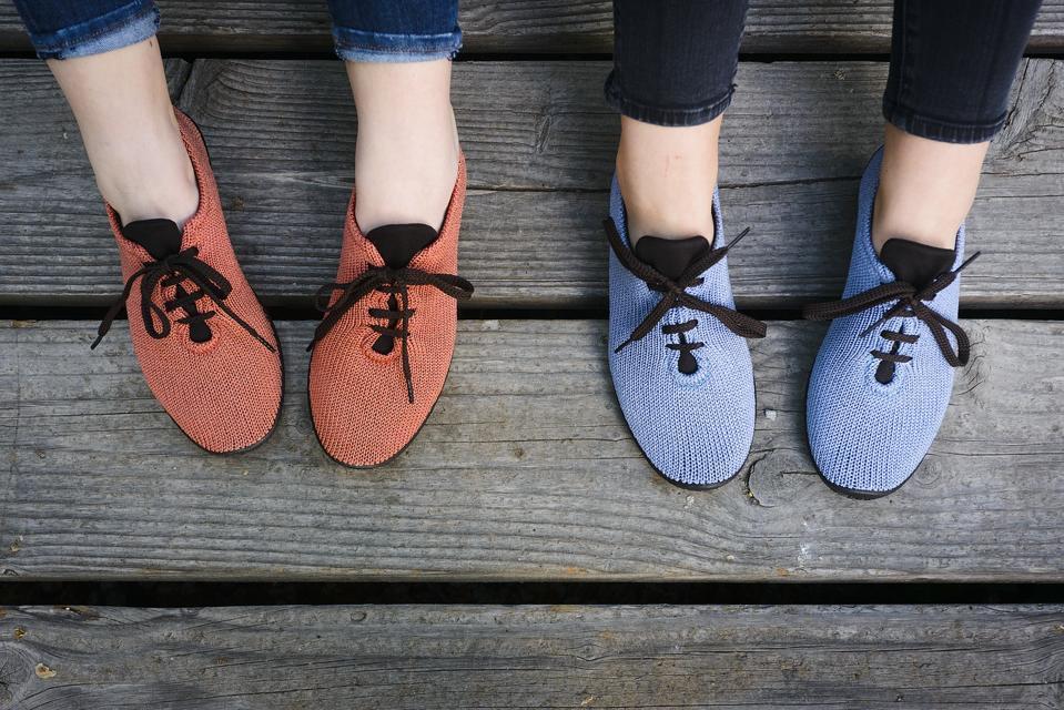 Arcopedico LS vegan sneakers