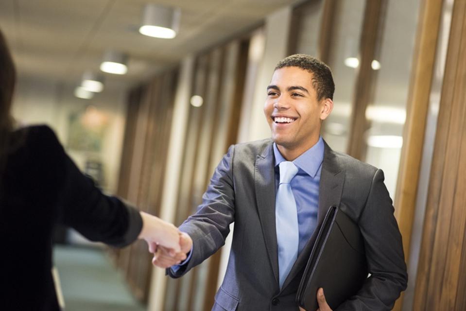 Building success at your first job