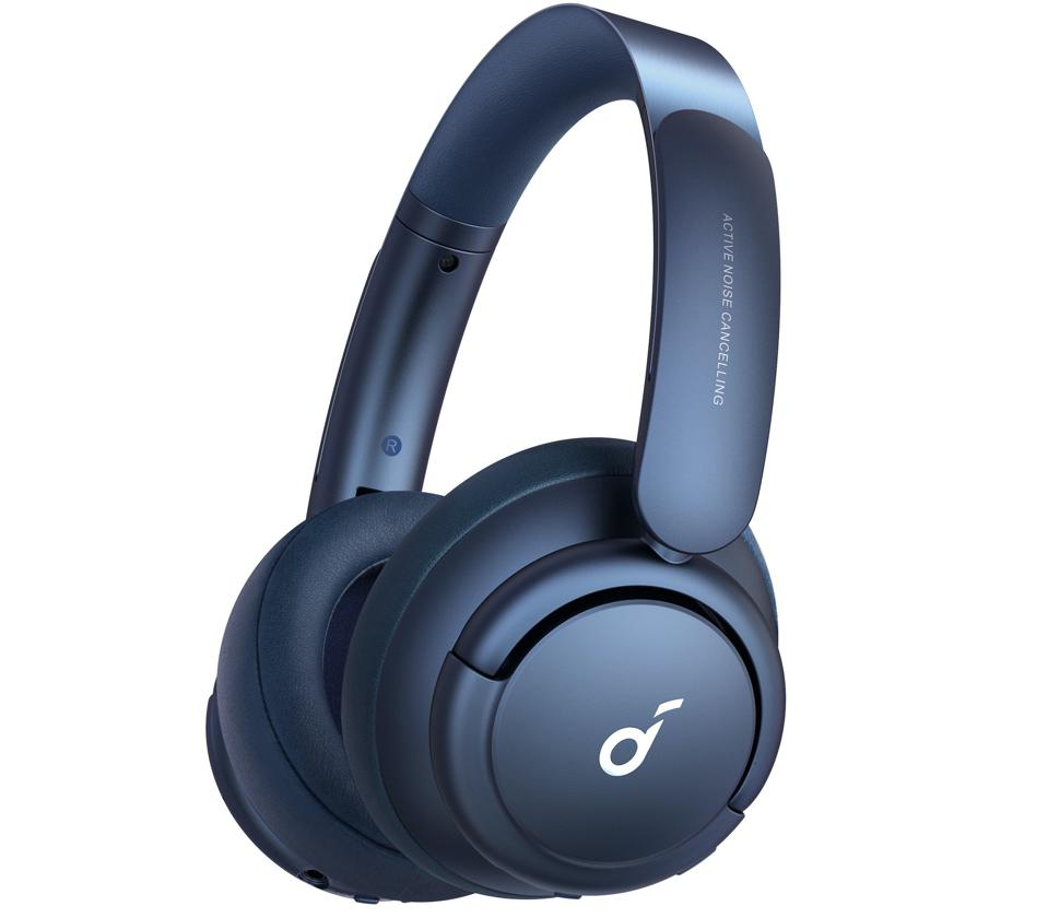 Side view of Soundcore Life Q35 headphones