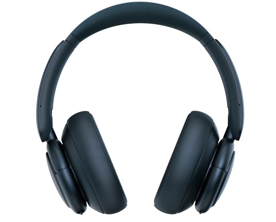 Front view of Soundcore Life Q35 headphones on a white background