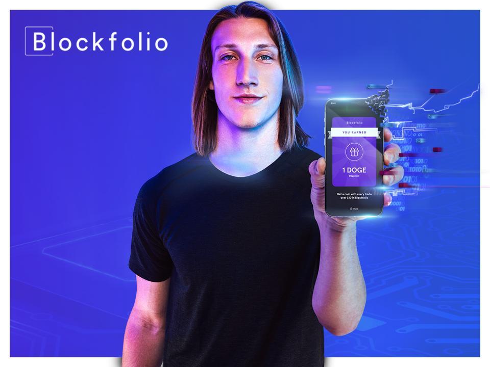Trevor Lawrence signs partnership with Blockfolio