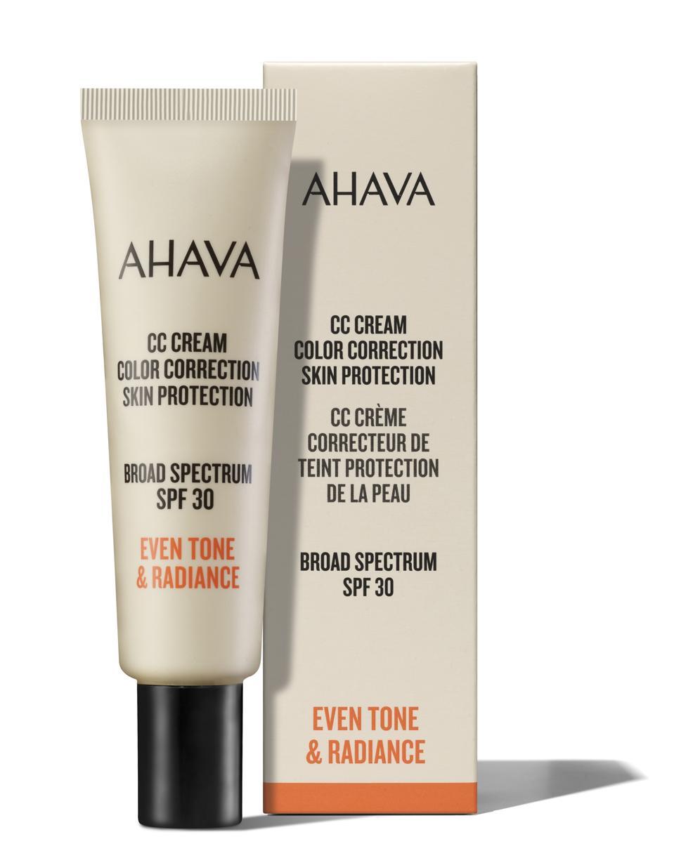 AHAVA CC Cream vegan cream