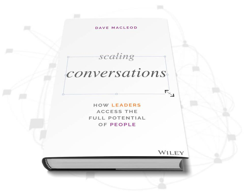 Scaling Conversations by Dave MacLeod cover