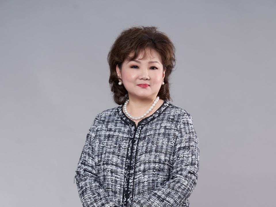 Betty Ang is the president and founder of Monde Nissin