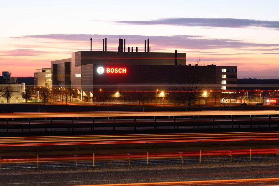 Bosch Semiconductor Factory