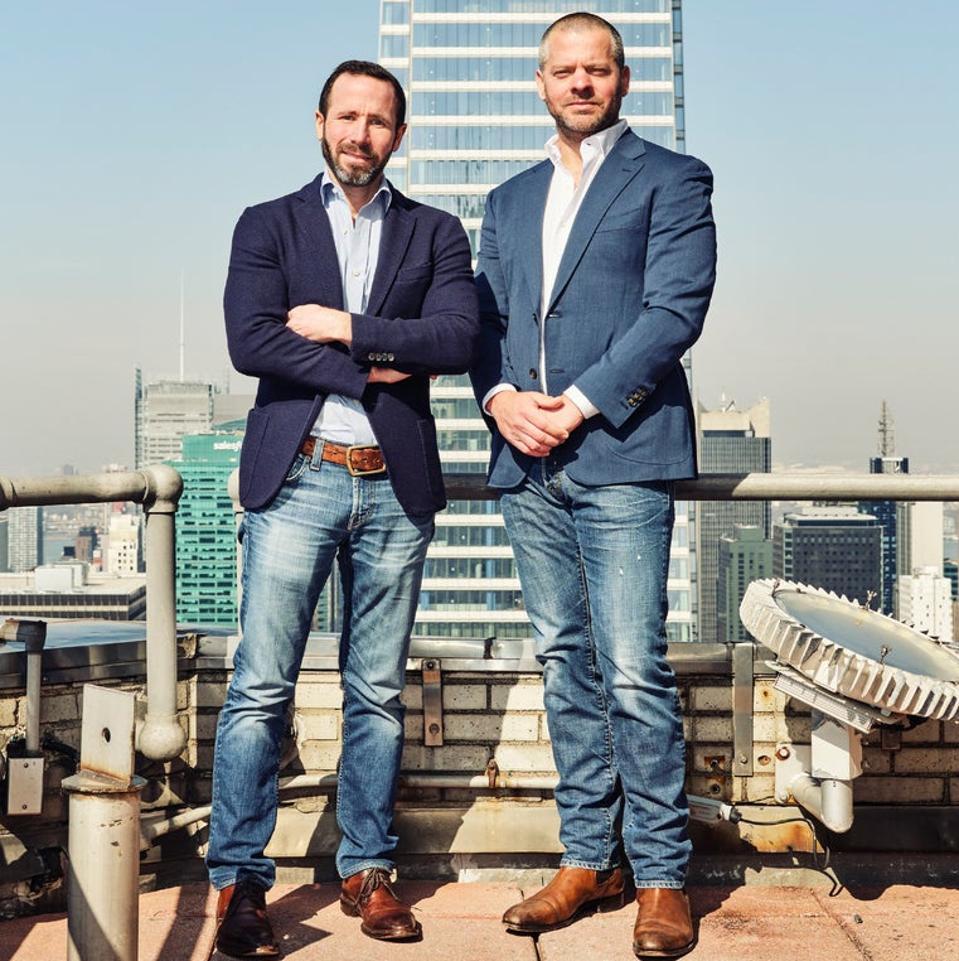Standard Industries co-CEOs David Millstone and David Winter