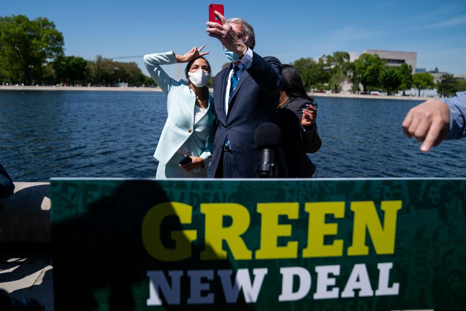 Reintroduction of the Green New Deal on Capitol Hill