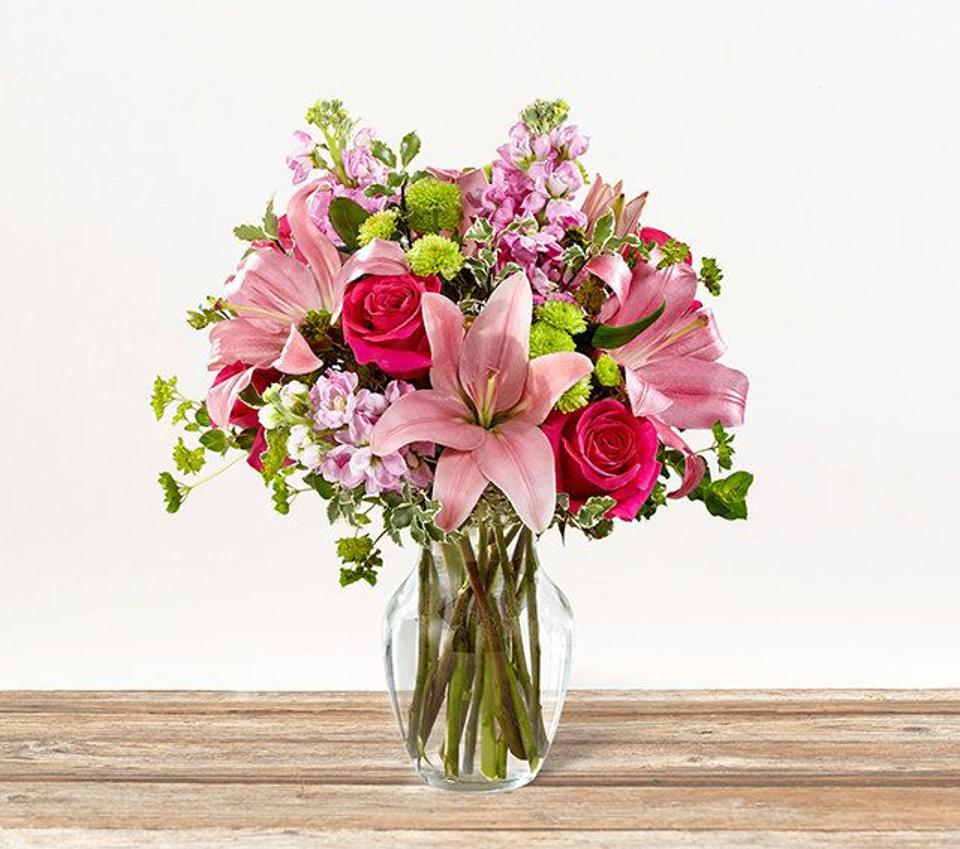 Mother's Day Flower deals: The Bouqs Co. Pink Lady