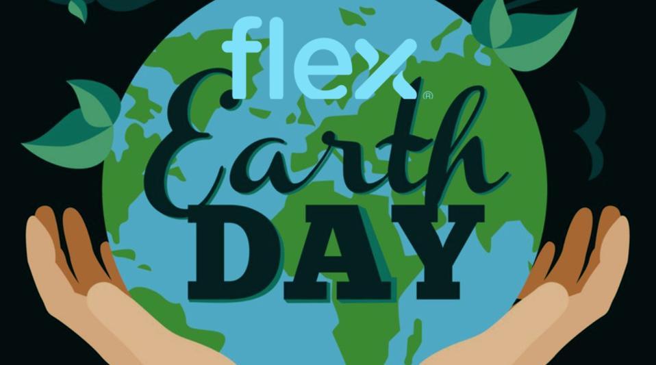 Flex Earth Day
