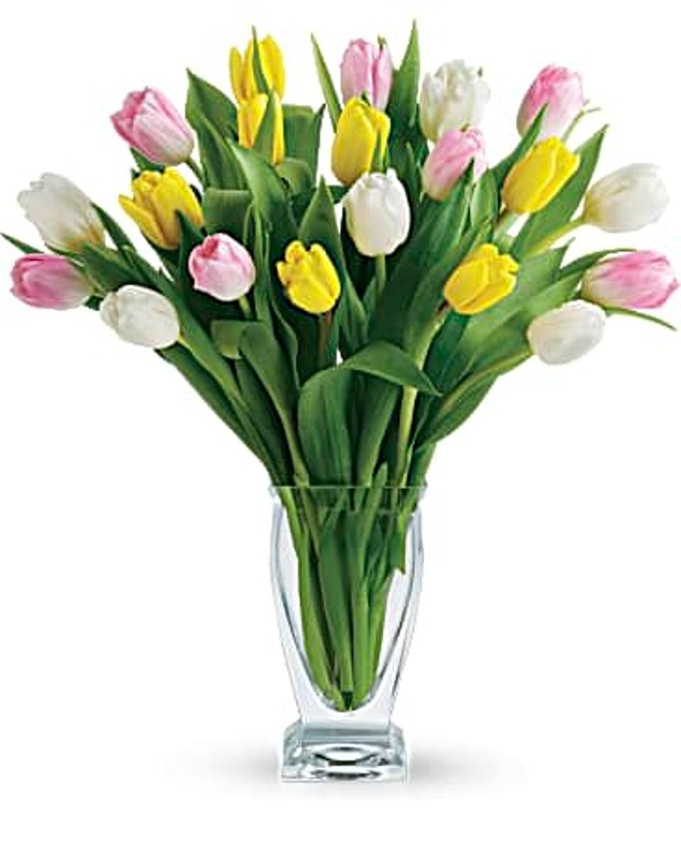 Mother's Day flower deals: Teleflora's Tulip Treasure