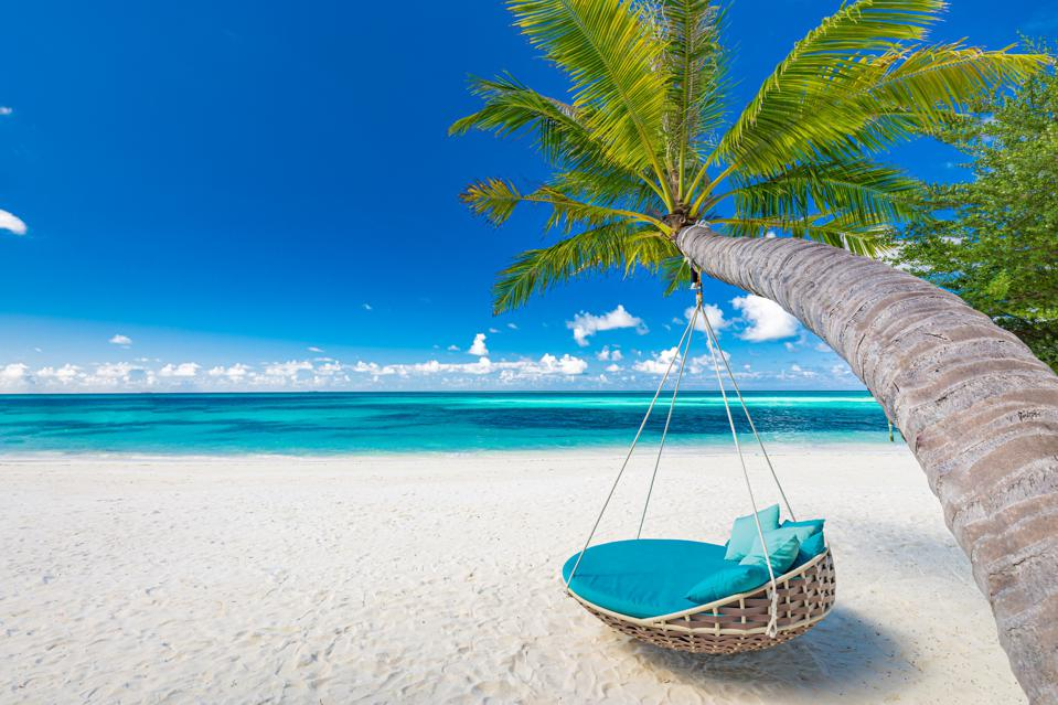 The Maldives are offering vaccination to visiting tourists.