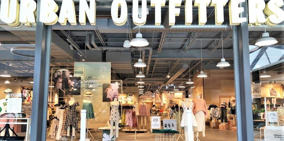 While many fashion retailers are in closing mode Urban Outfitters is adding units.