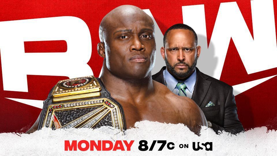 Bobby Lashley returns on WWE Raw