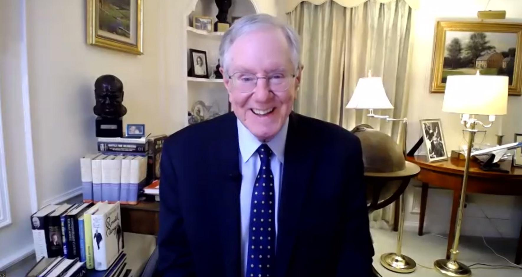 Steve Forbes, chairman and editor-in-chief, Forbes Media