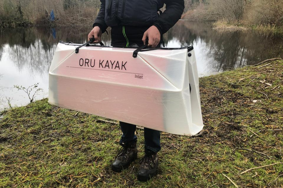 Oru Kayak Inlet folding kayak