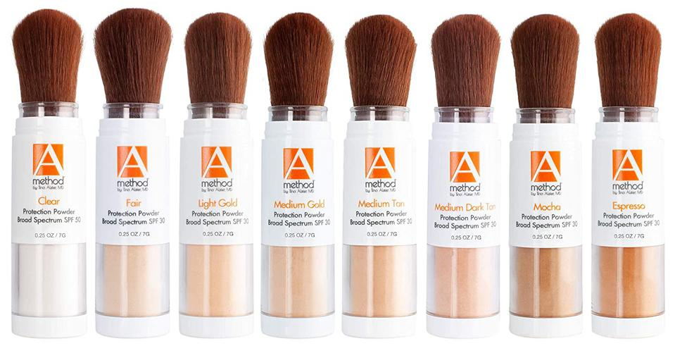 The A Method by Tina Alster, M.D. Protection Powder vegan