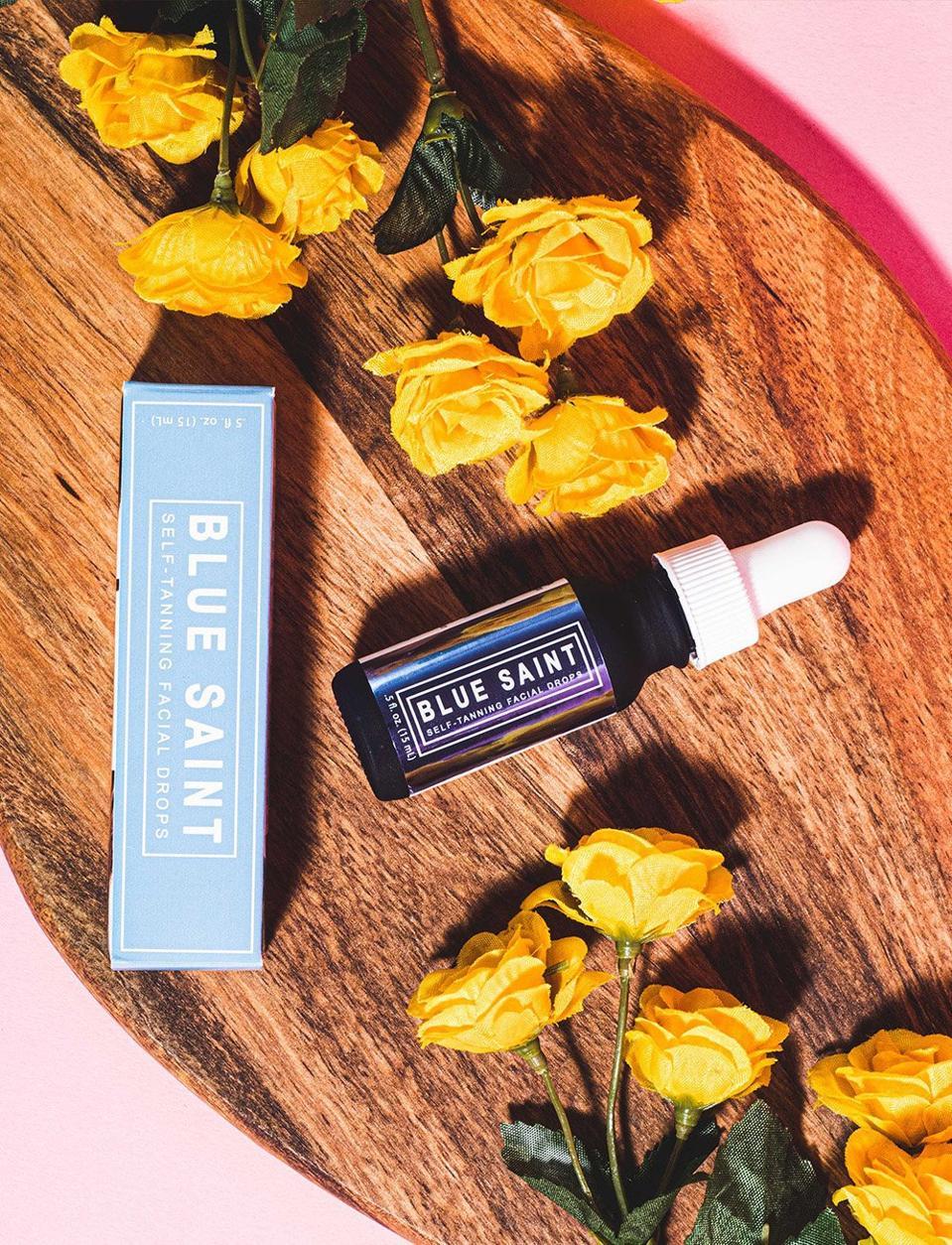 BLUE SAINT Face Self Tanning Drops