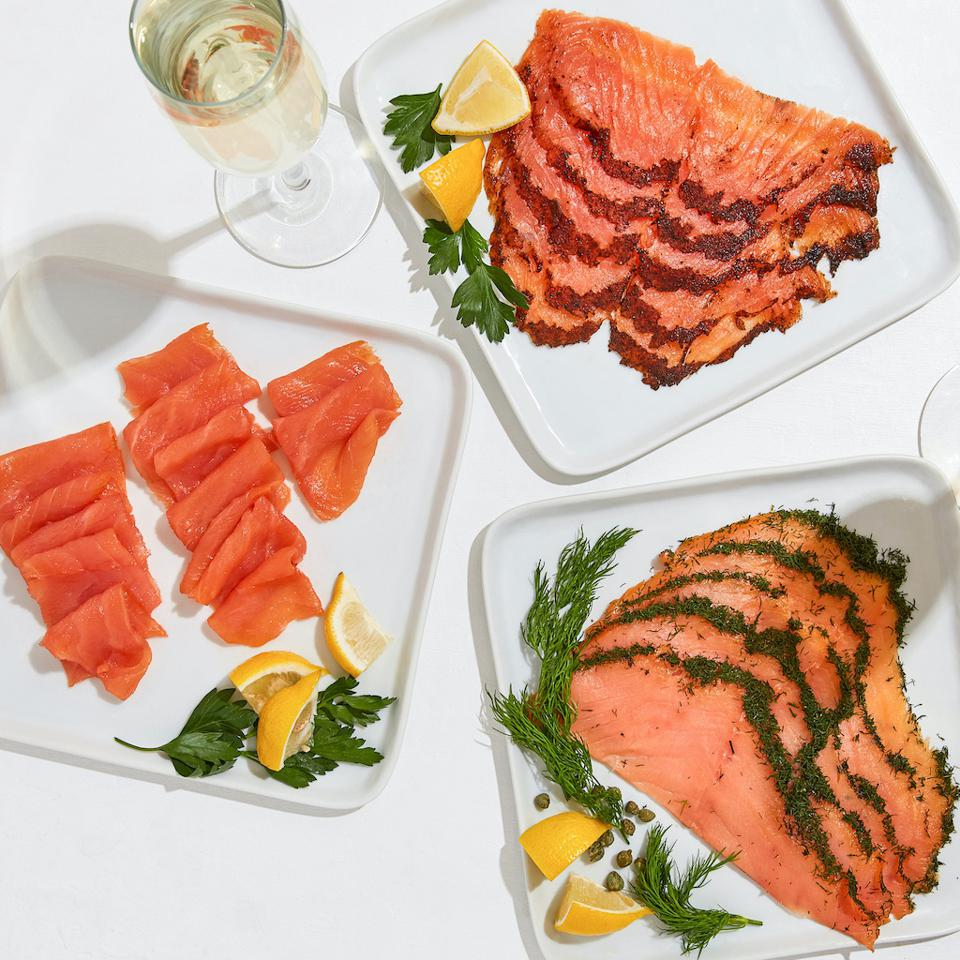 Acme Smoked Fish Oy Vey Collection: Smokehouse Exclusives
