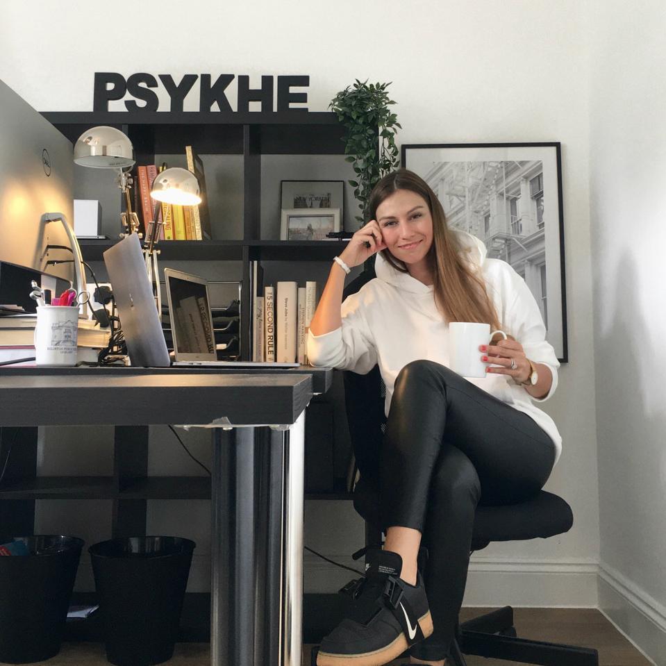 Psykhe Founder and CEO, Anabel Maldonado