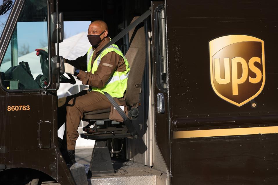 VELTUFF® Workwear - UPS Delivery