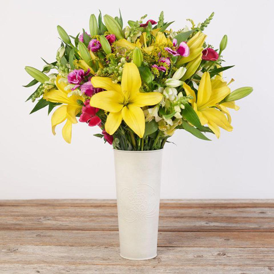 Best Flowers For Mother's Day: The Bouqs Co. Mom-Osa Grand Bouquet