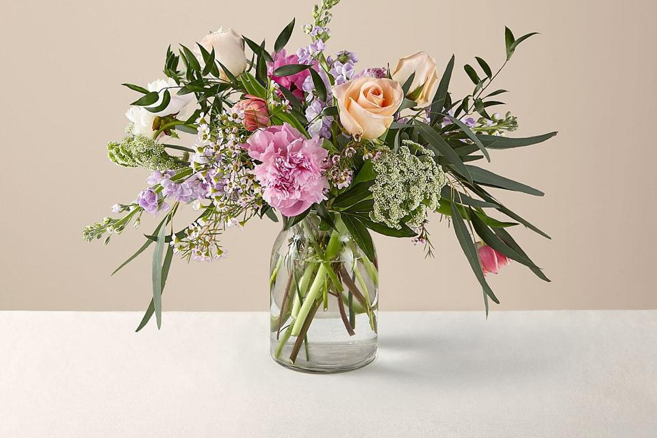 Best Flowers For Mother's Day: ProFlowers Mom's The Word Mixed Peony Bouquet