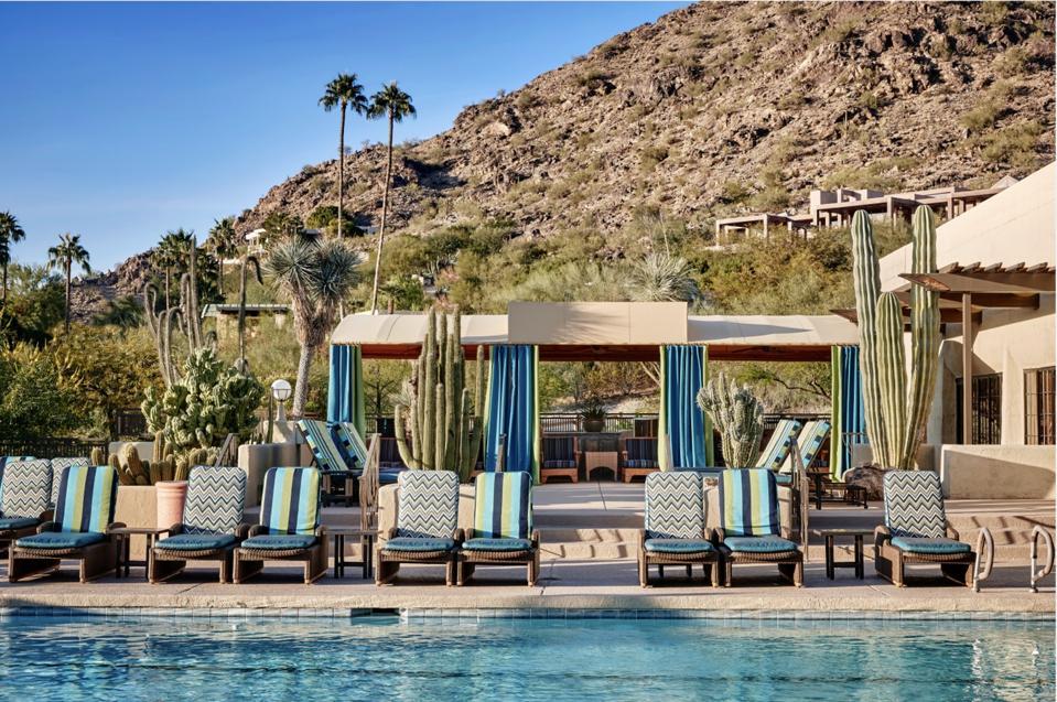 The JW Marriott Scottsdale Camelback Inn Resort & Spa