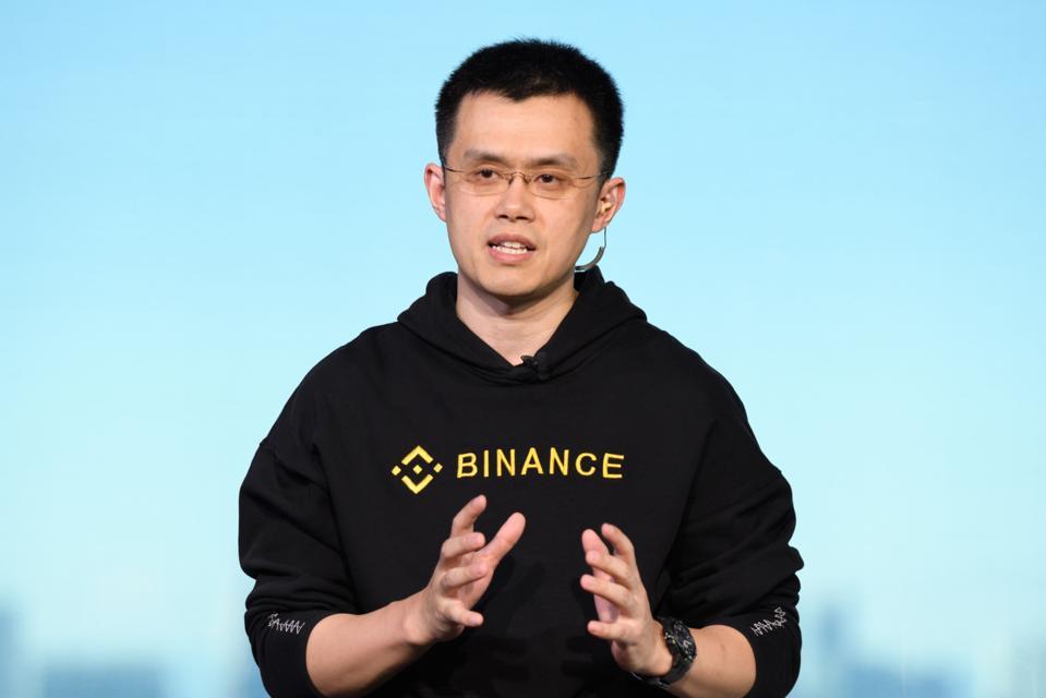 Wawancara Chief Executive Officer Binance Zhao Changpeng