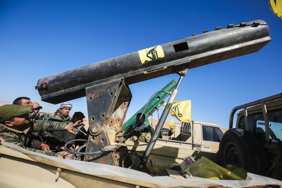 Iraq, Popular Mobilization Forces,