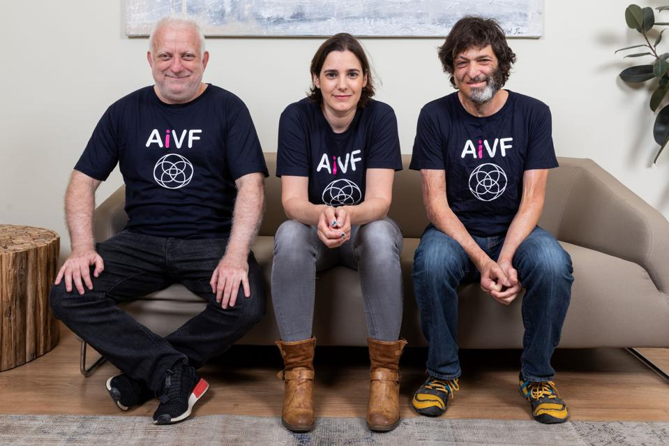 AiVF leadership team