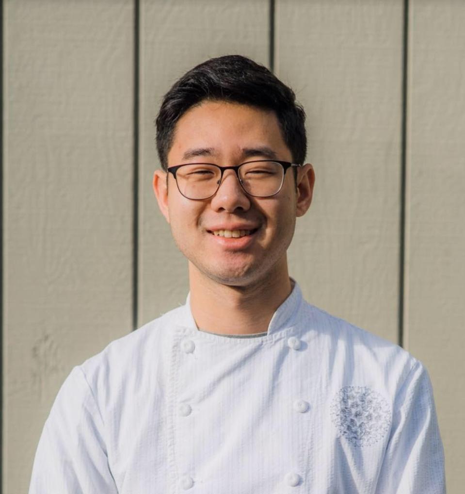 Chef Andrew Hori