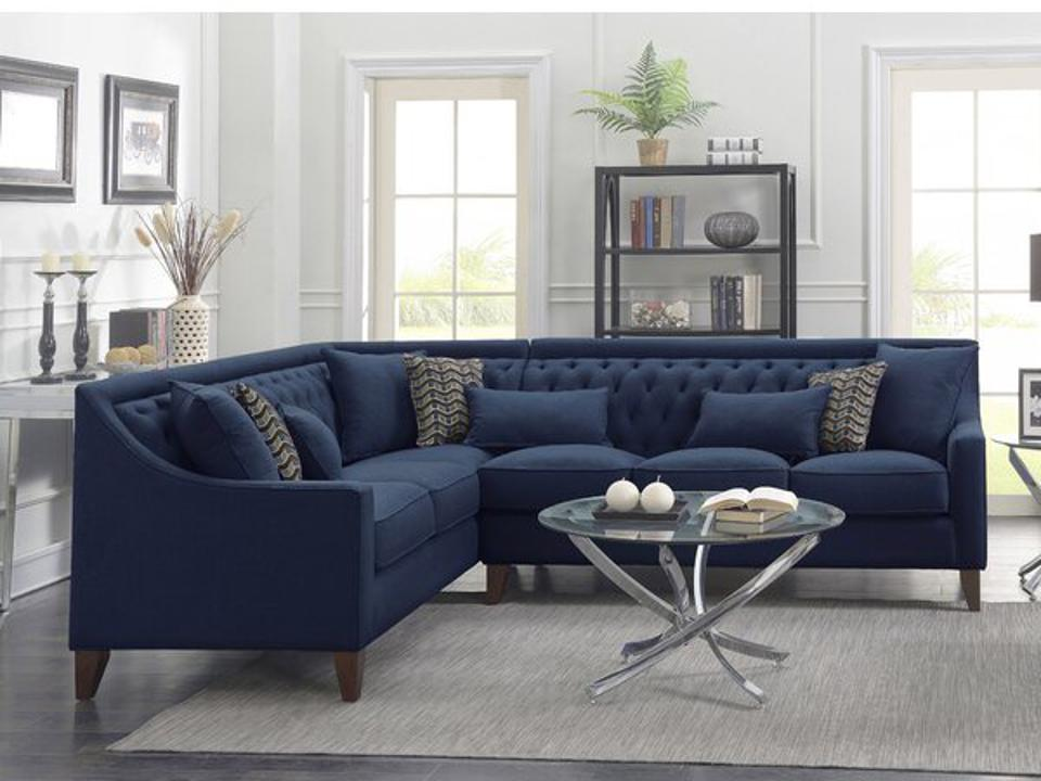 Darby Home Co Lucai 71.5-inch Wide Corner Sectional