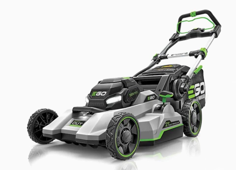 Ego LM2102SP 21-inch Cordless Electric Self Propelled Mower