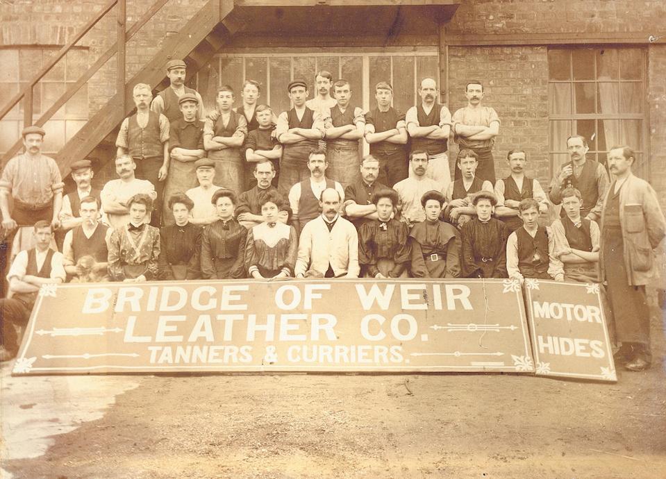 Bridge of Weir was founded in 1905 near Glasgow in Scotland